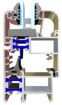 Alfa aluminio y fabricacion carpinteria aluminio - Ventana rotura puente termico ...